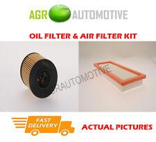 Kit de Servicio de Gasolina Aceite Filtro De Aire Para Peugeot RCZ 1.6 271 BHP 2013 -