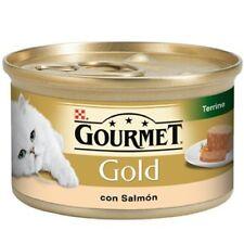 GOURMET GOLD SALMON 24X85 GRAMOS Purina Plantas Jardín y Mascotas