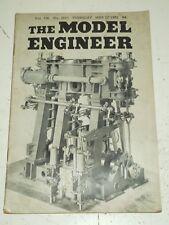 MODEL ENGINEER #2653 VOL 106, MARCH 27TH 1952