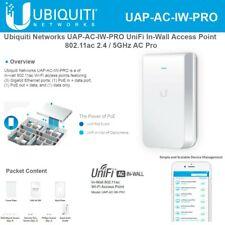 Ubiquiti Networks UAP-AC-IW-PRO Unifi Ap Ac In Wall Pro International Version