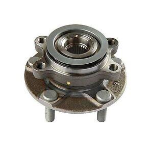 For Nissan Juke 2010-2015 Front Hub Wheel Bearing Kit