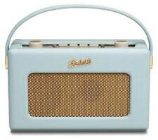 New Roberts RD60  Duck Egg Blue Revival  FM/DAB/DAB+  Radio - 50's Retro -