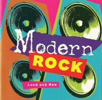 MODERN ROCK - LOUD & RAW Time Life Music 2X CD Sealed NEW OOP RARE Punk Alt Rock
