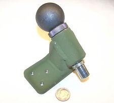 HMMWV M1114 M1151 M1152 AM GENERAL 6030759 FR & RR DOOR RIGHT HAND WINDOW KNOB