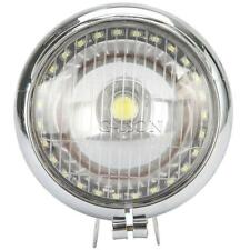 Chrome Passing Fog light angel eye For Kawasaki Vulcan VN 800 900 1500 1600