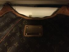 PREOWNED AUTHENTIC LOUIS VUITTON THAMES GM MONOGRAM CANVAS SHOULDER BAG!!!