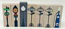 Lot of 6 The Cats Meow Ocean City Maryland Md Area Street Signs 19-2228