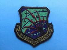 Vintage US United States Air Force Communications Command Jacket Patch Crest 015