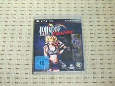 Lollipop ChainSaw für Playstation 3 PS3 PS 3 *OVP*