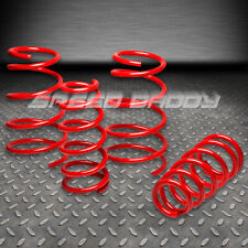 "1.7/""DROP BLACK SUSPENSION LOWERING SPRINGS F+R for 97-03 PONTIAC GRAND PRIX V6"