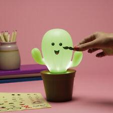 My KAWAII Cactus Lamp Novelty Fun Executive Desk Light