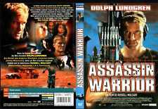 DVD Assassin Warrior | Dolph Lundgren | Action - aventure | Lemaus