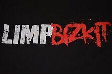 Limp Bizkit Vegas July 18th 2009 L Black White T-Shirt Large