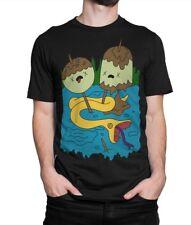 Princess Bubblegum Rock T-Shirt, Adventure Time Men's Women's Cotton Tee