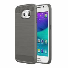 BRUSHED TPU SOFT CASE COVER SKIN FOR SAMSUNG GALAXY S6