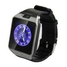 New Bluetooth Smart Watch for Android & IPhone with Built in Camera SIM UK