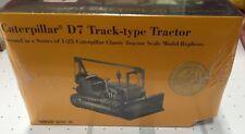 Caterpillar D7 Track Type Tractor Metal World War Ii 50th Anniversary LtdEdition