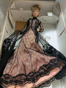NOLAN MILLER , SHEER ILLUSION BARBIE DOLL NOT PLAYED WITH BUT LOOSE IN BOX