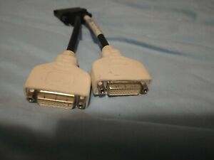 DMS-59 to Dual (2) DVI-I Dual Link Adapter Cable