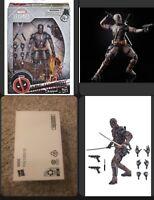 ✅Hasbro MARVEL LEGENDS Deadpool Amazon Exclusive UNCIRCULATED AFA CAS READY💯
