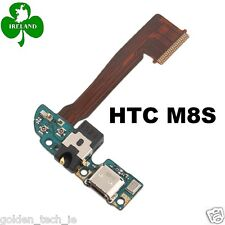 For HTC One M8S Charging Port Flex Micro Usb Dock Microphone Replacement New