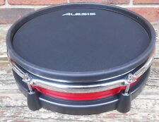 "NEW Alesis Crimson / Command X 10"" Dual-Zone Electronic Mesh Drum Pad"