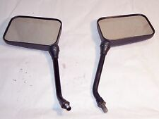 1983-86 Honda V65 Magna VF1100C Tall Black Left & Right Mirrors After Market