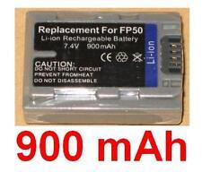 Batterie 900mAh type NP-FP30 NP-FP50 NP-FP51 Pour Sony DCR-DVD202E