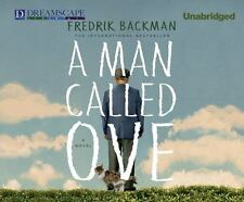 A Man Called Ove by Fredrik Backman (2014, MP3 CD, Unabridged)