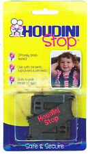 Houdini Stop Kids & Baby Car Seat Safety Harness Chest Strap BRAND NEW STOCK !!!