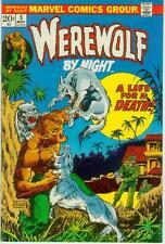 Werewolf by Night # 5 (Mike Ploog) (USA, 1973)