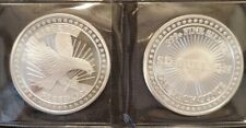 Set of Sd Bullion Fine Silver .999 1oz Rounds