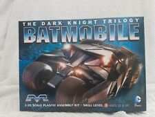 Moebius 1/25 Scale 943 Dark Knight Trilogy Batmobile All Sealed Parts From 2013