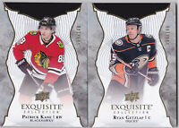 17-18 UD Exquisite Patrick Kane /149 Chicago Blackhawks 2017