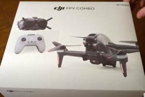 DJI FPV Combo Drone 4K Quadcopter with Goggles & Remote Control