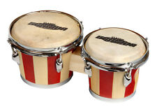 Schöne Bongos mit tollen Features, ein Muss für jeden Rhythmus-Begeisterten
