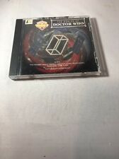 The Worlds Of Doctor Who 1994 Release Cd Rare Silva Screen Sylvester McCoy