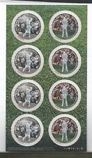 CANADA SHEET 2052i 49c x 8 GOLF - OPEN CHAMPIONSHIP OF CANADA 90% OF FACE