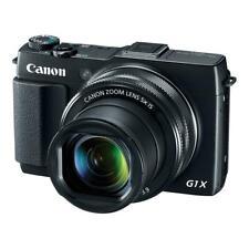 Canon PowerShot G1 X Mark II 12.8MP, 5x Optical Zoom, 3.0-Inch Tilting Touchscre