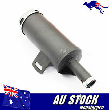 25mm Exhaust Muffler 90cc 110cc 125cc 140c PIT Trail Quad Dirt Bike ATV