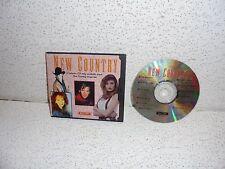 New Country May 1994 Compilation CD Compact Disc Reba Linda Davis
