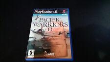 Pacific Warriors II PS2 combino envíos PlayStation 2 pstwo Play haz tu lote