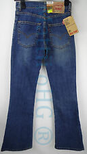 Stonewashed Levi's L32 Damen-Jeans