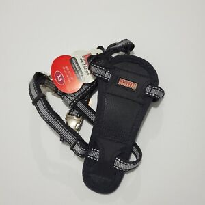 """Kong on the Go Adjustable Harness NWT with Seatbelt Tether XS Girth 12"""" - 18"""""""