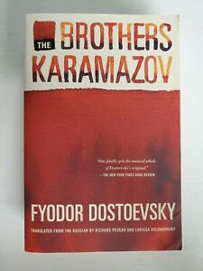 The Brothers Karamazov  Dostoevsky, Fyodor, Paperback