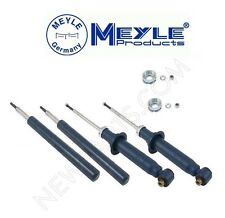 BMW E34 Front & Rear Suspension KIT Shocks & Struts Meyle NEW