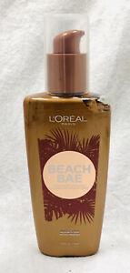 L'Oreal Beach Bae Face & Body Liquid Luminizer, Light to Medium, 3.8 oz