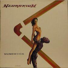 NEURONIUM 'NUMERICA' UK LP