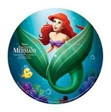 Little Mermaid [Original Soundtrack] [LP] by Howard Ashman/Alan Menken (Vinyl, Oct-2014, Universal)