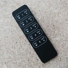 Single colour 5 zones LED Strip Remote control